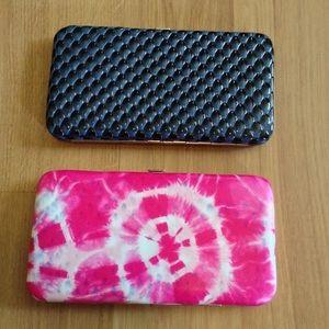 Handbags - 2 wallets